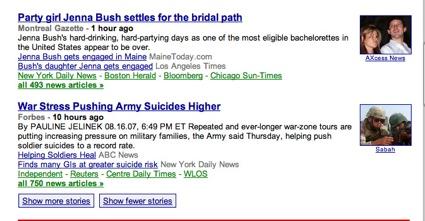 Bush-Suicide