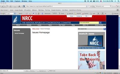 Nrcc-Issues