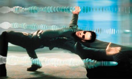 Matrix Dodging Bullets Meme